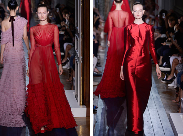 Valentino Haute Couture FW 2012. Изображение № 16.