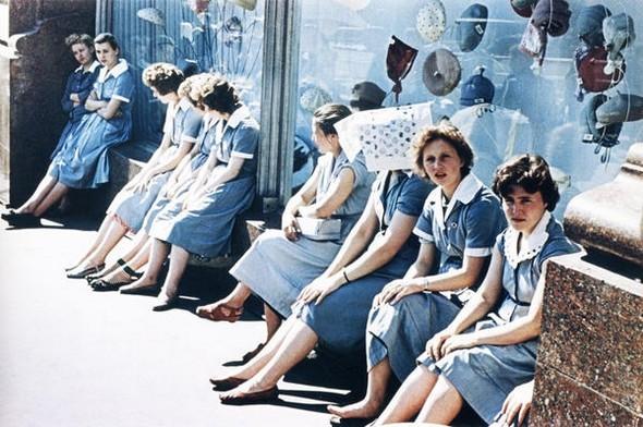 Москва, 1960 г.. Изображение № 237.