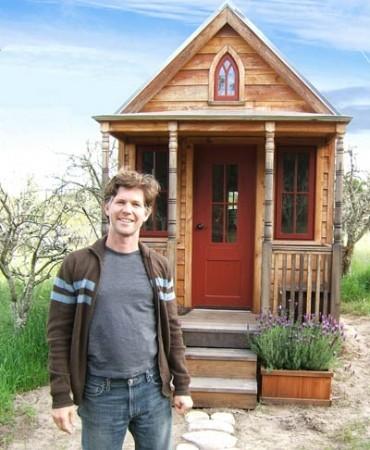 Tumbleweed Tiny House: ничего лишнего в доме. Изображение № 2.