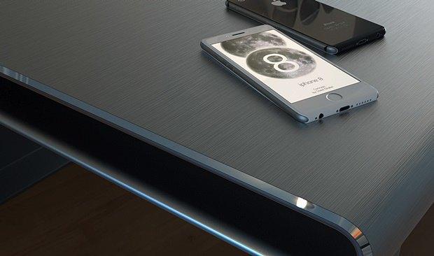 Дизайнер из Киргизии создал концепт iPhone 8. Изображение № 24.
