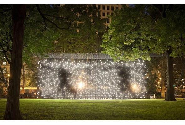 Тема 54-й Венецианской биеннале, 2000 лампочек в Madison Square Park и другие новости. Изображение № 4.
