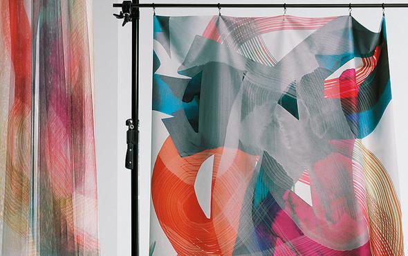 Текстиль от Jakob Schlaepfer. Изображение № 9.