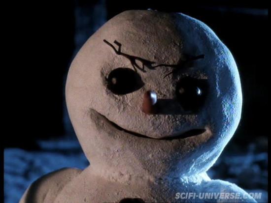 Мужичок - Снеговичек. Изображение № 2.