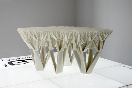 Fractal Table by Platform Wertel Oberfell. Изображение № 6.