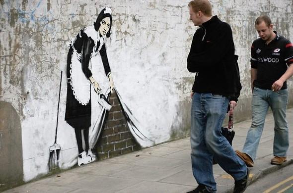 Изображение 4. Бэнкси снял фильм про уличное искусство.. Изображение № 4.