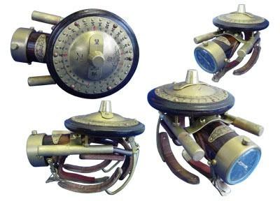 Чудо Часы отHaruo Suekichi. Изображение № 9.