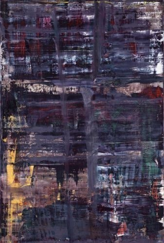 Герхард Рихтер. Абстракция. Изображение № 8.