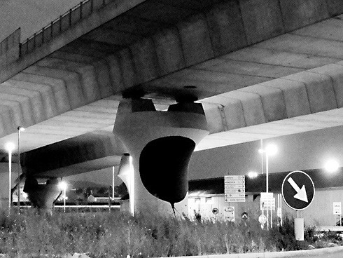 Абстрактное граффити: Стрит-художники об улицах, публике, опасности и свободе. Изображение № 91.