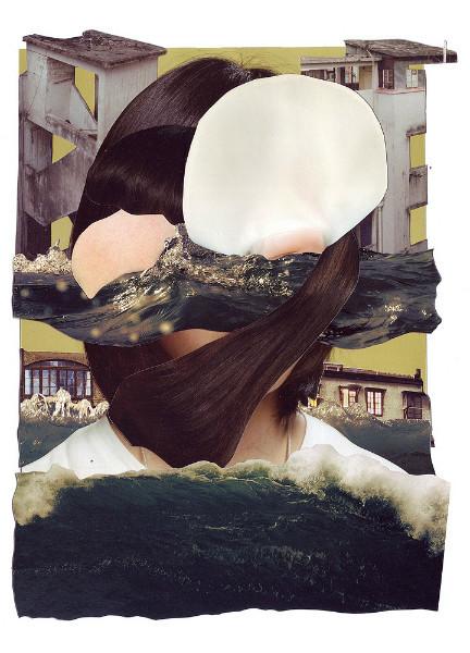 Клей, ножницы, бумага: 10 современных художников-коллажистов. Изображение № 22.