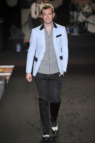 Изображение 33. Мужская неделя моды в Милане: мнения.. Изображение № 47.