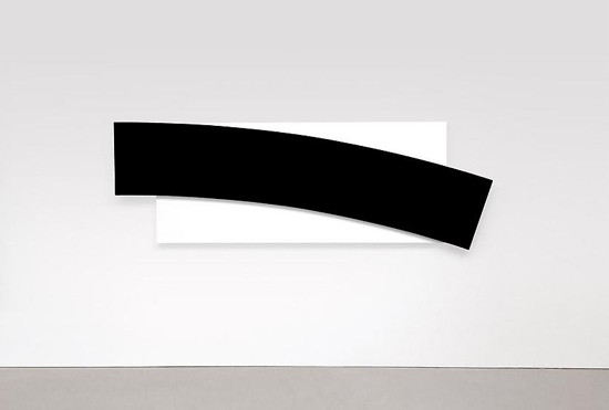 Ellsworth Kelly Black Curve Diagonal. Изображение № 3.