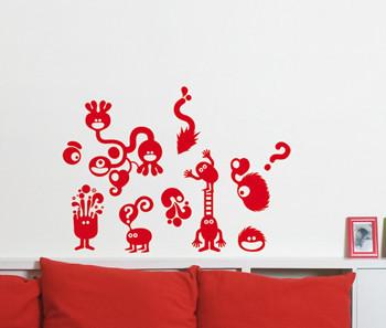 Виниловый мир от француского дизайнера Genevieve Gauckler. Изображение № 9.