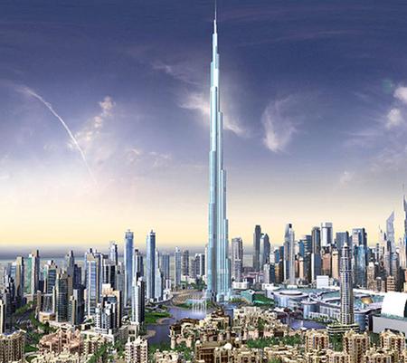 Высочайшее здание наземле. Изображение № 7.