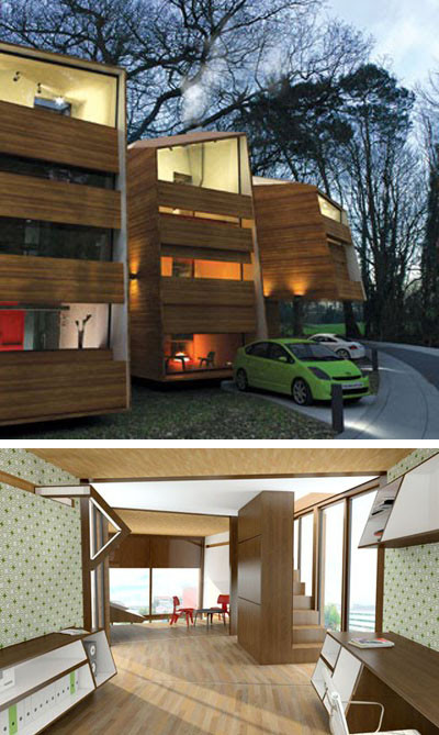 Причудливые формы: необычная архитектура. Изображение № 11.