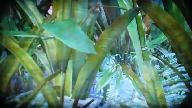 Новый клип Vinyl Williams — интерактивная 3D-игра. Изображение № 1.