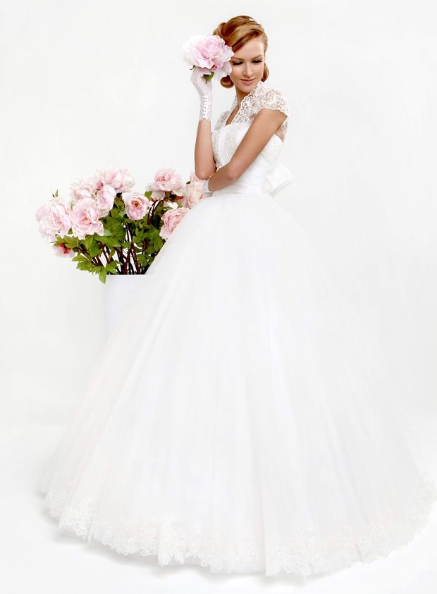 Свадебная Коллекция  от дизайнера Татьяна Каплун-Kookla 2013 ( Simple White ). Изображение №24.