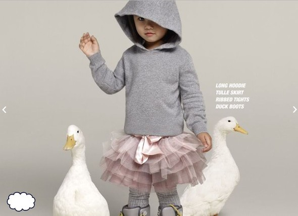 Стелла Маккартни выпускает собственную линию детской одежды. Изображение № 4.