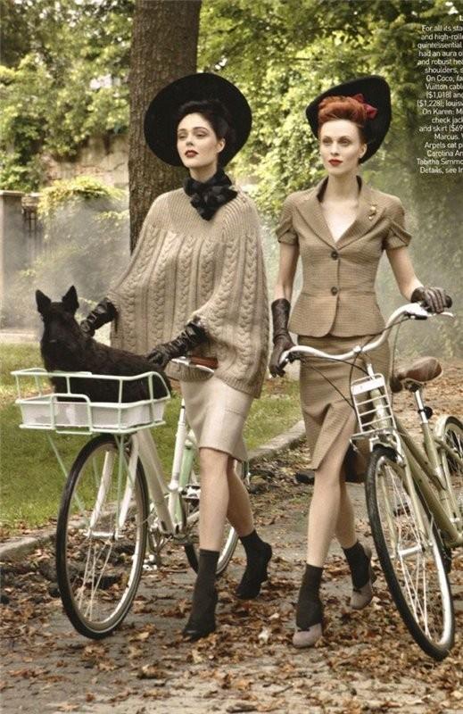 InThe Mood. Vogue US September 2009. Изображение № 5.