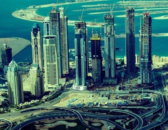 Изображение 4. Dubai: приверженец масштаба.. Изображение № 4.