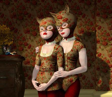 Кошки, девушки, острые ногти. Изображение № 3.