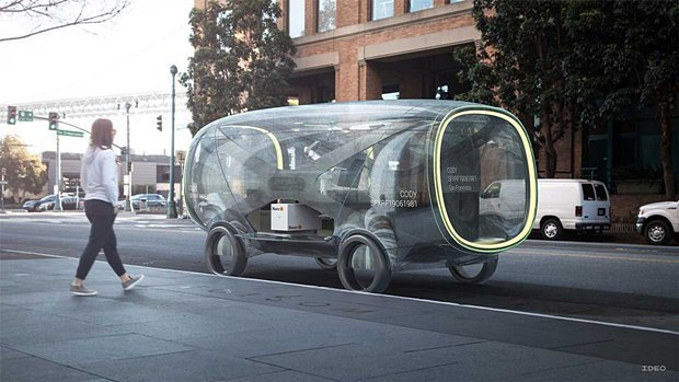 Концепт: как будет выглядеть транспорт в 2029 году. Изображение № 14.