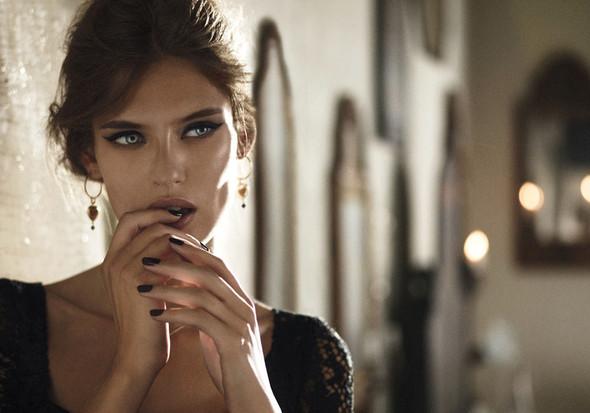 Кампании украшений: Dolce & Gabbana, Tiffany & Co и H. Stern. Изображение № 5.