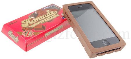 Шоколадный iPhone. Изображение № 1.