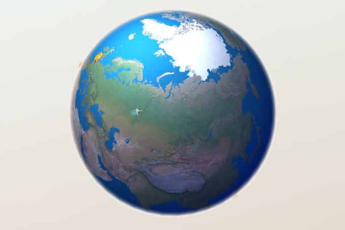 Разработчик создал интерактивную карту с трансляцией Emoji из Twitter . Изображение № 2.