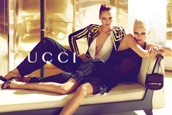 Кампания: Gucci SS 2012. Изображение № 3.