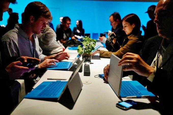 Microsoft представила гибрид планшета и ноутбука Surface Pro 3. Изображение № 3.