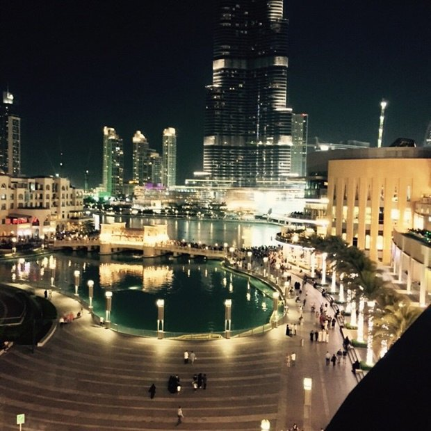 10. The Dubai Mall, Дубай, ОАЭ. Изображение № 10.