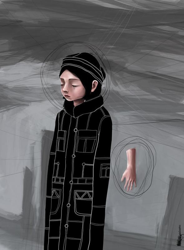 Паша Лаптев. Этот миргрязь ипадаль. Изображение № 16.