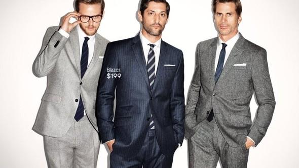 Кампания: Терри Ричардсон, Тони Уорд и другие для H&M. Изображение № 3.