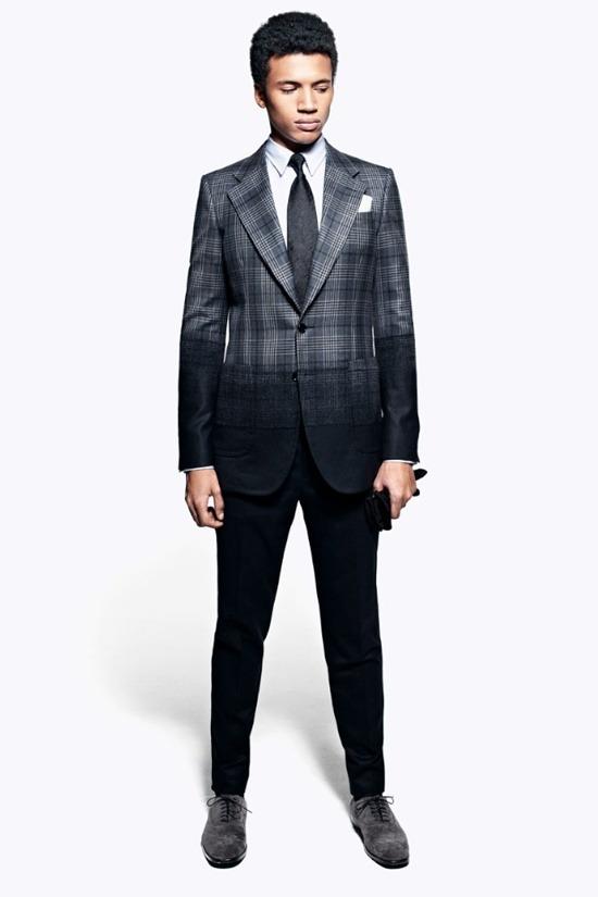 Мужские лукбуки Alexander McQueen, Comme des Garcons, Louis Vuitton и Club Monaco. Изображение № 9.