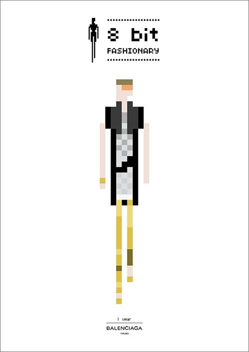 8 bit Fashionary / 8 Модных бит. Изображение № 7.