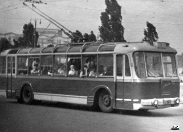 Первые троллейбусы. Изображение № 21.