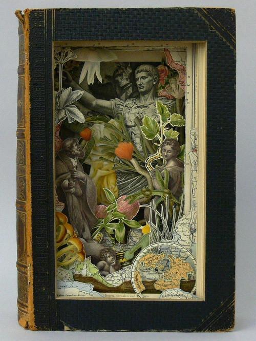 Книжные работы Alexander Korzer-Robinson. Изображение № 23.
