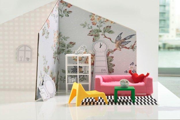 IKEA выпустит мебель для кукольных домиков. Изображение № 1.