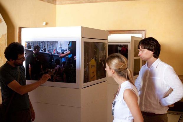 Российские фотографы на фестивале «Marsciano Arte Giovani 2012». Изображение № 5.