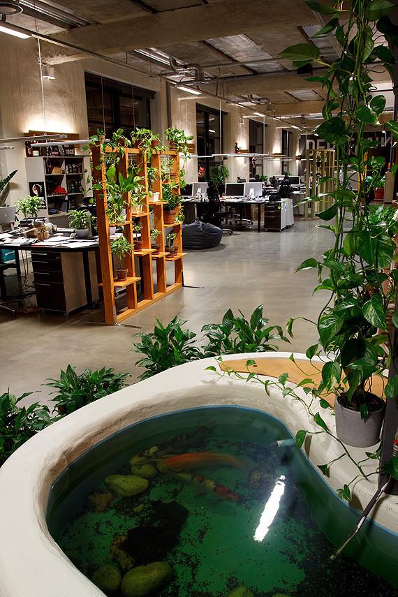 Изображение 15. 23 офиса, работать в которых - одно удовольствие.. Изображение № 88.