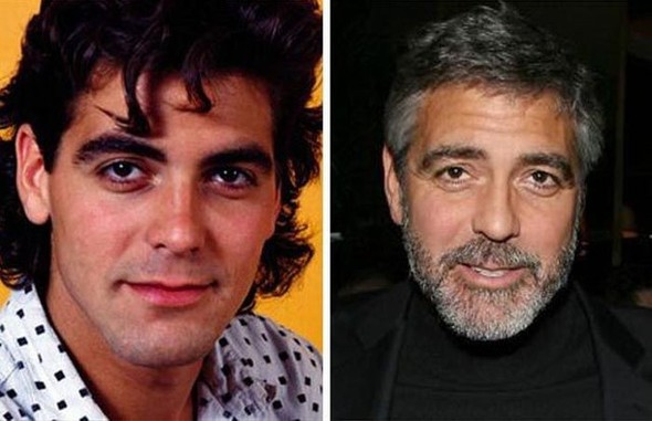 Знаменитые люди: тогда и сейчас. Изображение № 1.