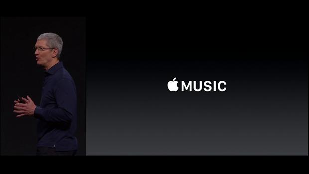 На WWDC представили потоковый сервис Apple Musiс. Изображение № 3.