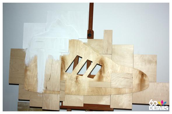 2D sculpture artist: Aske, Sicksystems (process). Изображение № 2.