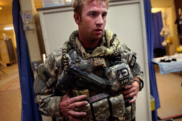 Афганистан. Военная фотография. Изображение № 121.