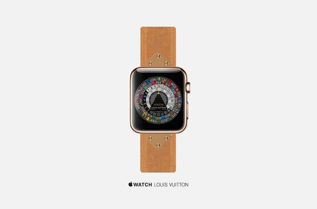 Концепт дня: Apple Watch в стиле модных брендов. Изображение № 5.
