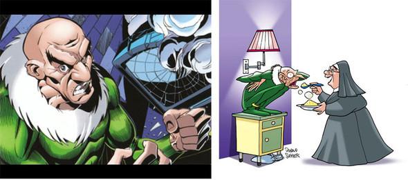 Что случается с супергероями, когда они на пенсии?. Изображение № 19.