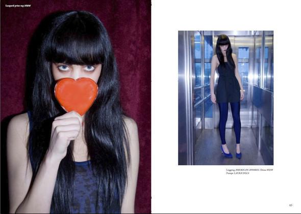 I LOVE FAKE - самые интересные фотосессии журнала. Изображение № 21.