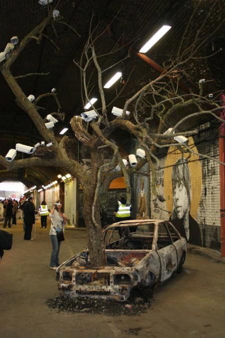 Изображение 3. Cans Festival – Banksy ивсе-все-все.. Изображение № 3.