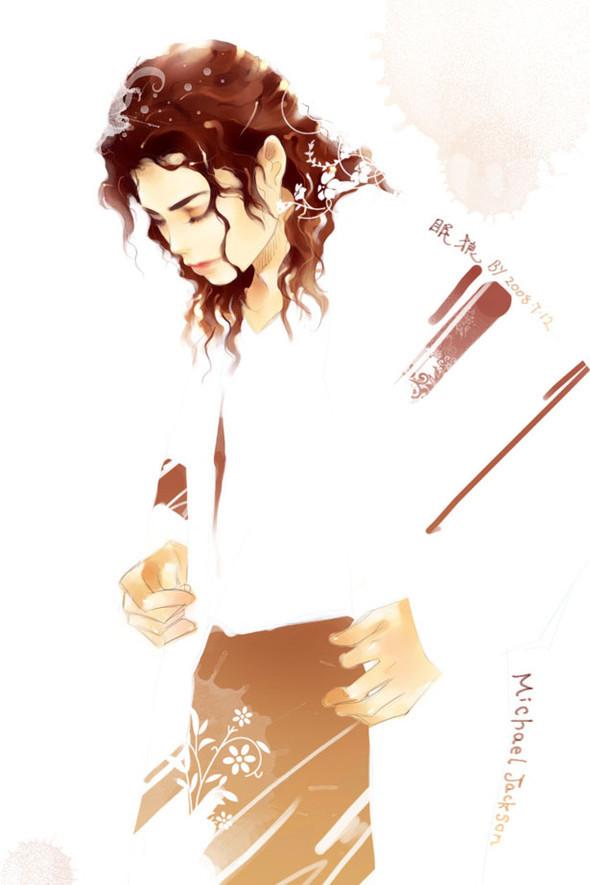 Портреты Michael Jackson. Изображение № 1.