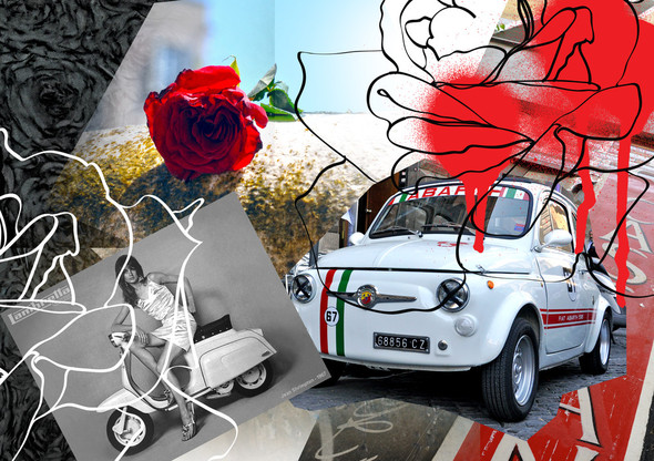 Aurora Fashion Week SS 2012: Чем вдохновлялись дизайнеры, участвующие в Петербургской неделе. Изображение № 4.